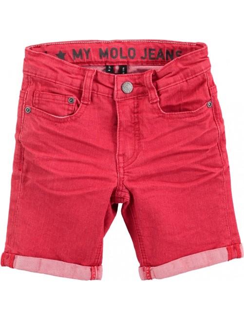Pantalon Molo Kids Aslak Red Denim