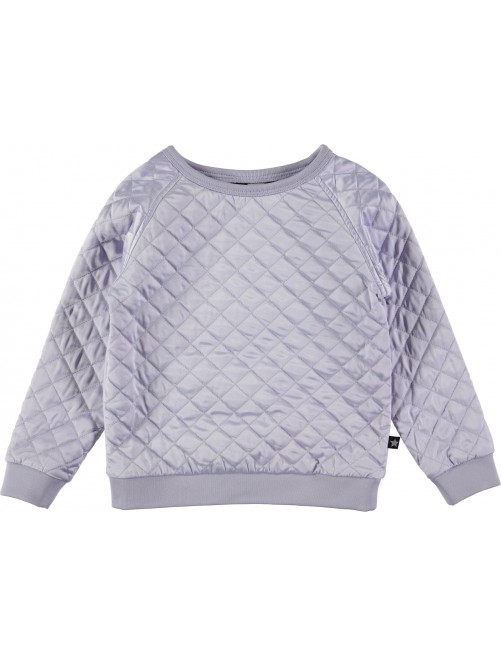 Sudadera Molo Kids Mulle Purple Heather