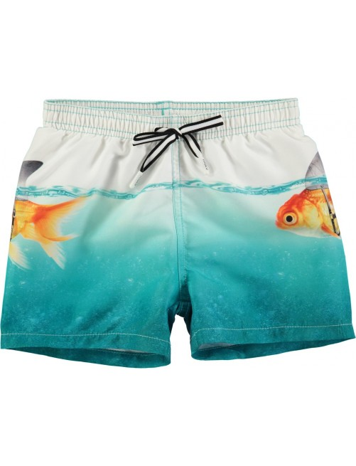 Bañador Molo Kids Niko Scary Fish