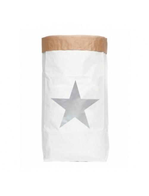 Saco Organizador Be-Nized Bags Estrella Plata