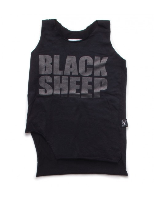 Camiseta Nununu Blacksheep Tanktop Black