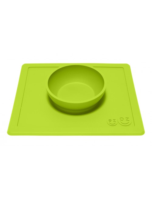 Cuenco The Happy Bowl EzPz Verde lima