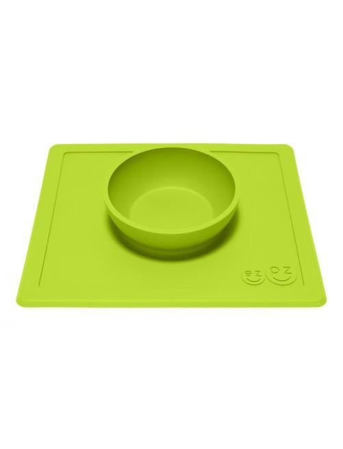 Cuenco The Happy Bowl EzPz Verde lima