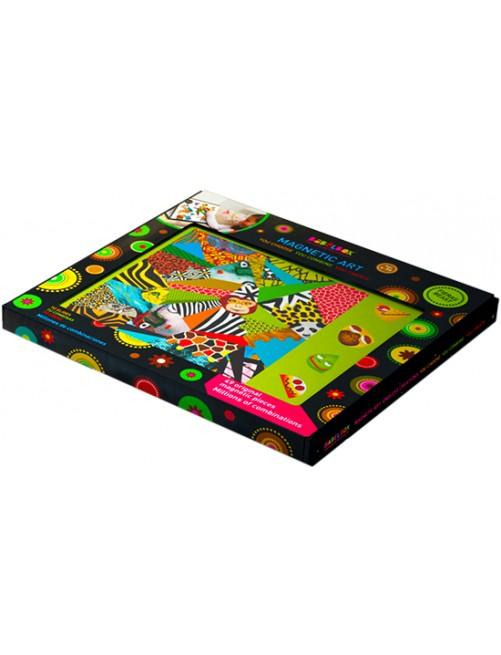 Puzzle Magnético BabelBox FIERAS
