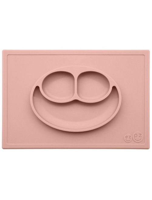 Plato The Happy Mat Blush Ezpz