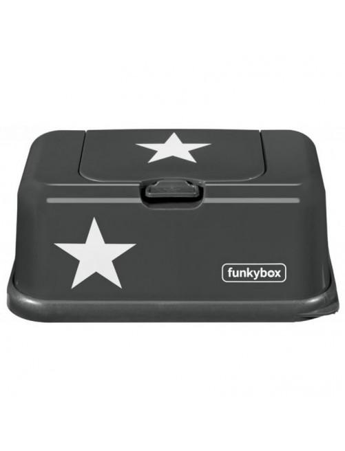 Dispensador FunkyBox Gris Oscuro Estrella