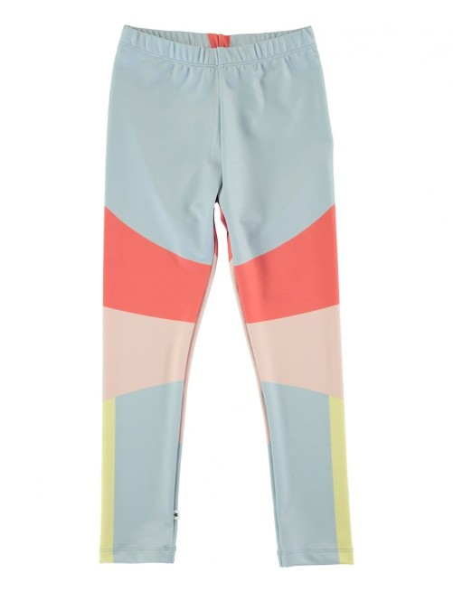 Leggins Molo Kids NIkia Sporty Block Grey