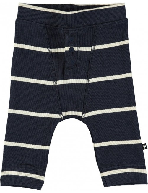 Pantalon Molo Kids Simpson Dirty White Stripe