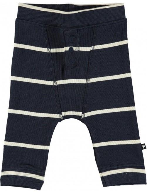 Pantalon Molo Kids Simpson Dirty White Stripe
