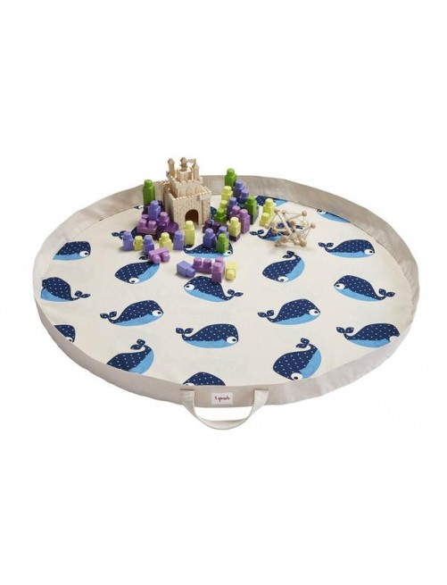 Play Mat Bag 3 Sprouts Ballena