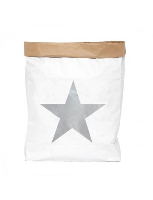 Saco Organizador Mini Be-Nized Bags Estrella Plata