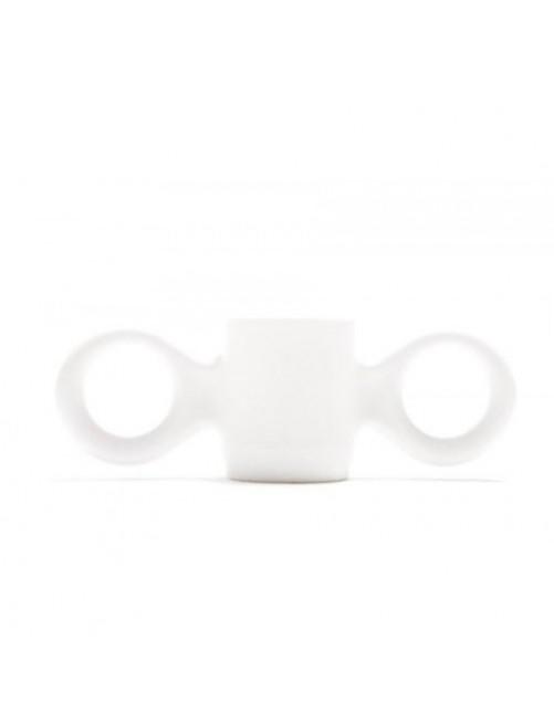 Taza/vaso Dombo blanco