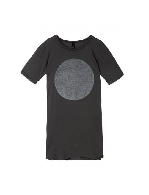 Vestido Shortsleeve Dress 10Days Charcoal
