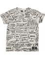 Camiseta Molo Kids Rayburn Pulp