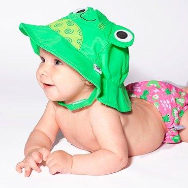 Zoocchini toalla bañadores antiescapes bebe capa de baño verano accesorios bebe tienda online Zaragoza 2