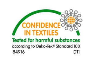 Certificado Oeko-tex molo Kids