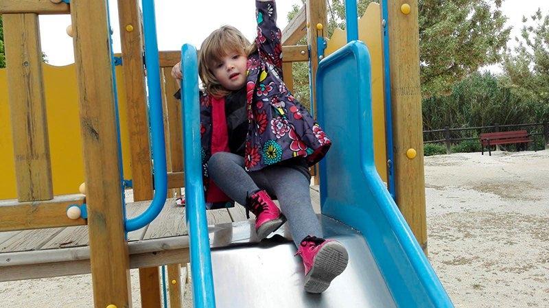Los niños en el parque 2 - puericultura moda infantil bebe tienda online zaragoza 2