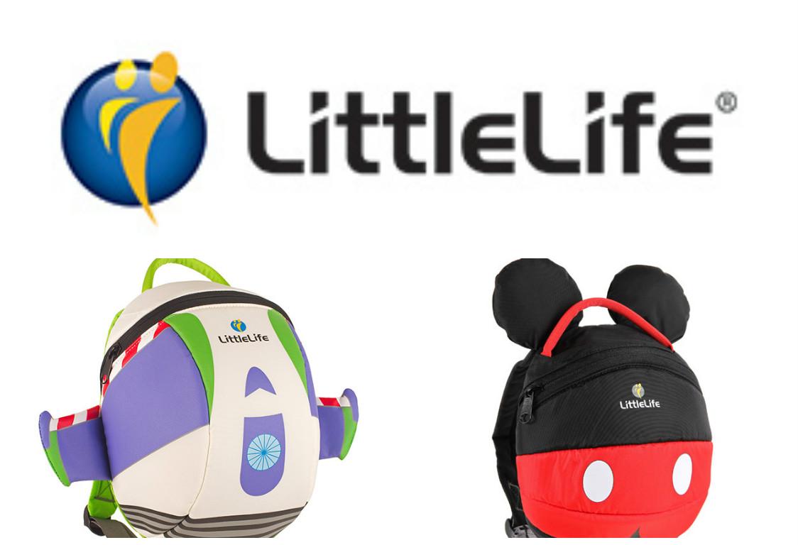 Little life mochilas y maletas
