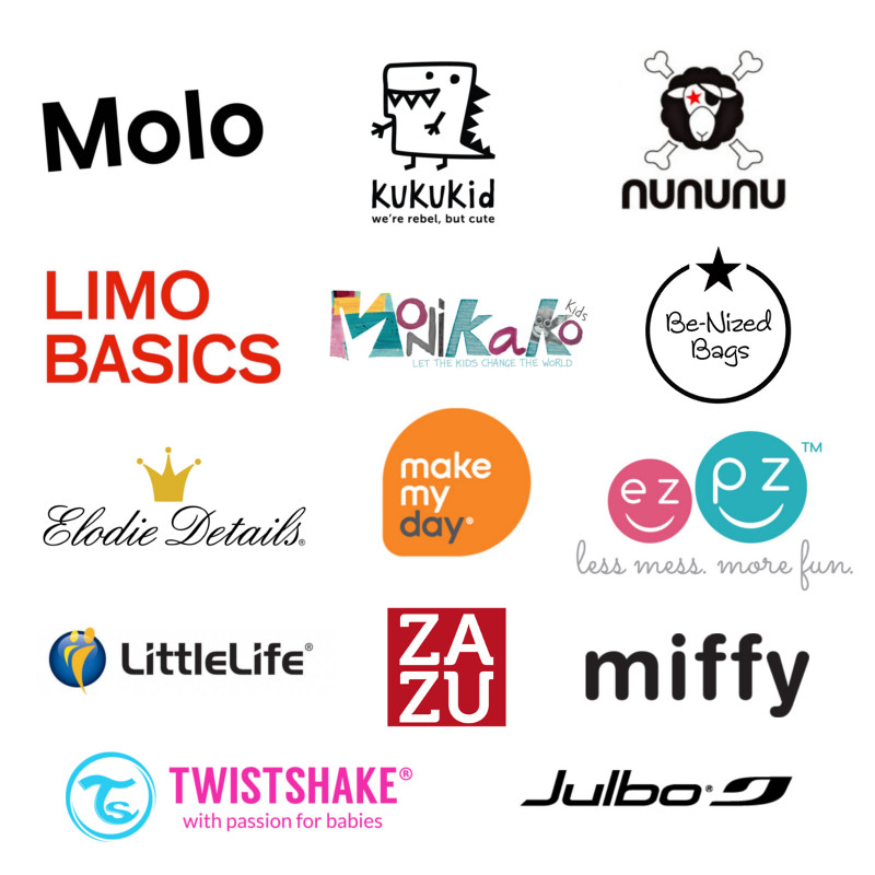 logos marcas para el show and shopping