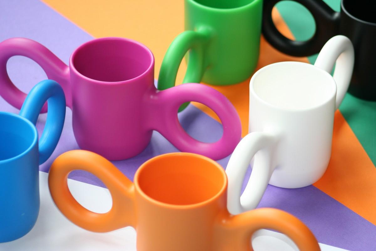 colores tazas dombo
